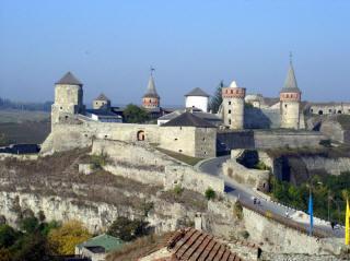 7 чудес Кам'янця-Подільського. Стара фортеця
