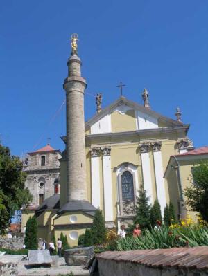 7 чудес Кам'янця-Подільського. Кафедральний костел