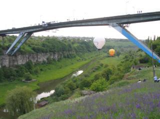 7 чудес Кам'янця-Подільського. Міст Стрімка лань