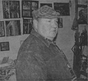Іван Михайлович Кляпетура