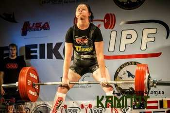 Олена Козлова здобула своє 5-те золото!