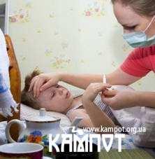 В Кам'янці отруїлись діти