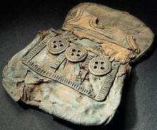 Знайдена калита в палаці Коменданта фортеці