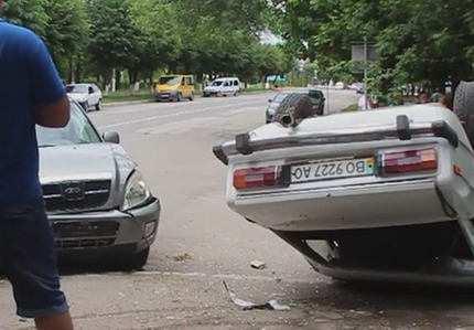 ДТП 18 червня. Уральська-Огієнка