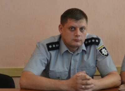 Кам'янецька поліція з новим начальником