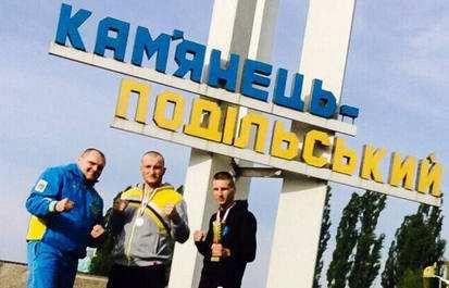 Головатюк Роман - став чемпіоном Європи