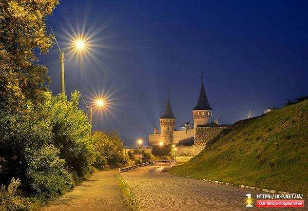 Красиве фото Старої фортеці