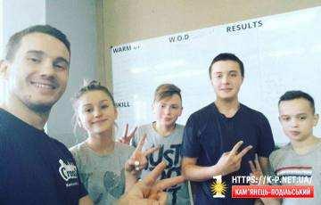 Родіон Плугатаренко відкрив CrossFit