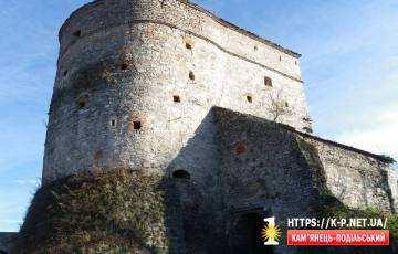 Кушнірська вежа Башта Стефана Баторія