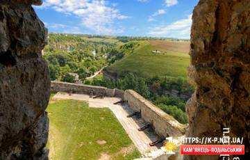 Південний двір Старої фортеці