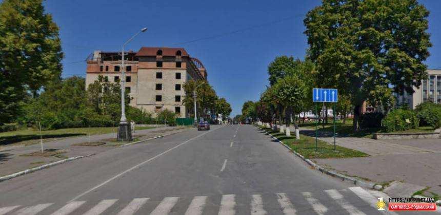 Історія вулиці Лесі Українки
