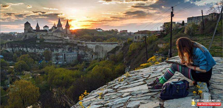 Шикарні фото Старої фортеці