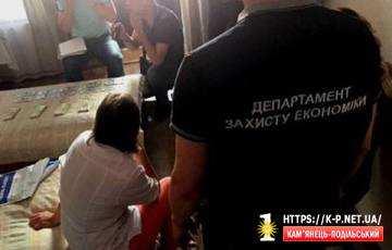 Керівниця «Славутинки» хотіла втриматись 50 000 зелених