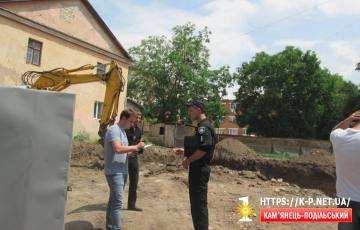 Як в Кам'янці кидають бізнесменів