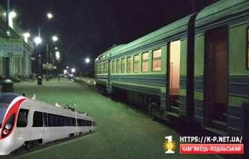 Розклад руху потягів. Кам'янець-Подільський