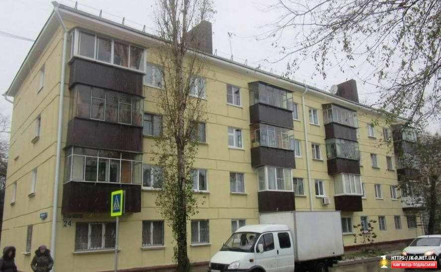 В Кам'янці-Подільському утеплили 79 будинки