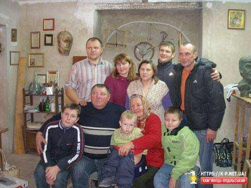 Родина Кляпетур