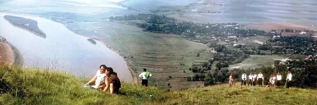 Вигляд Бакоти до затоплення