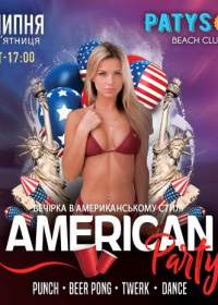 """AMERICAN Party"""