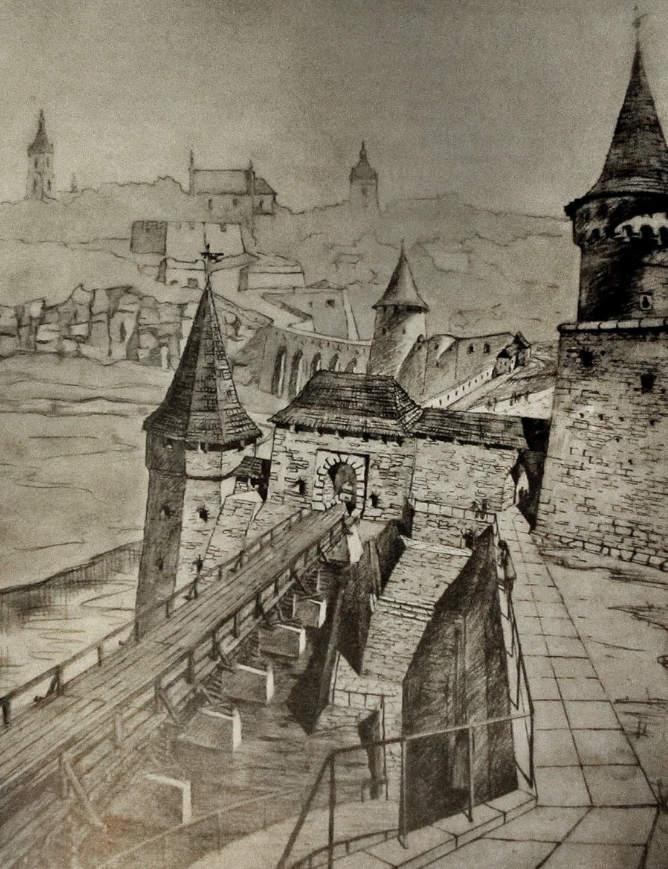 Відтворення Старого замку