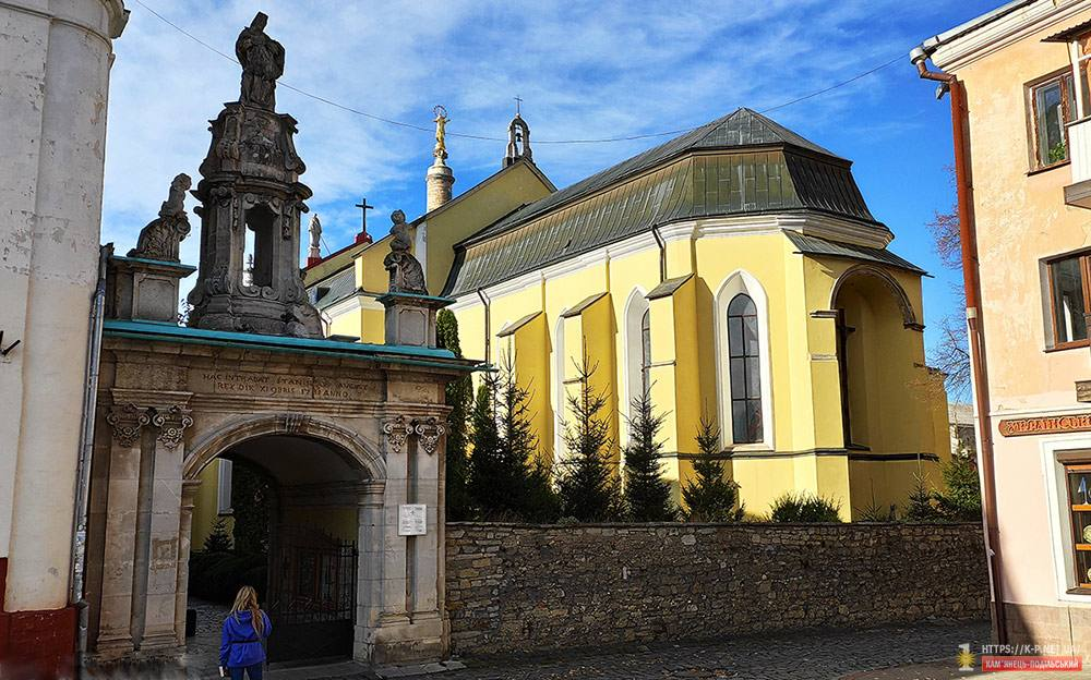 The history of Kamyanets-Podilsky for tourists