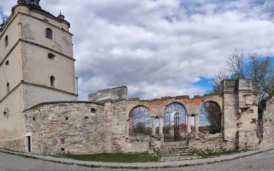 Armenian Belfry and St. Nicolas Church